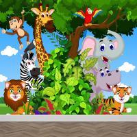 Op stap in de dierentuin °18-°17